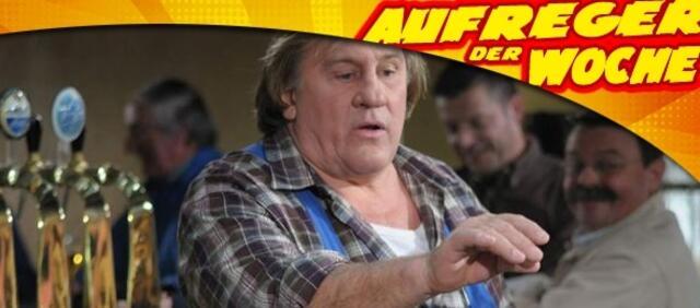 Neu-Russe Gérard Depardieu