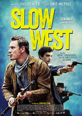 Slow West - Poster