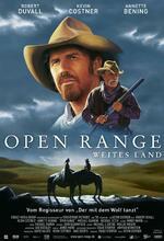 Open Range - Weites Land Poster