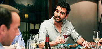 Elyas M'Barek als Leo in Das perfekte Geheimnis