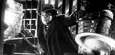 Peter Lorre in M - Eine Stadt sucht einen Mörder