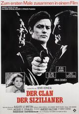 Der Clan der Sizilianer - Poster
