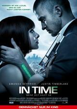 In Time - Deine Zeit läuft ab - Poster