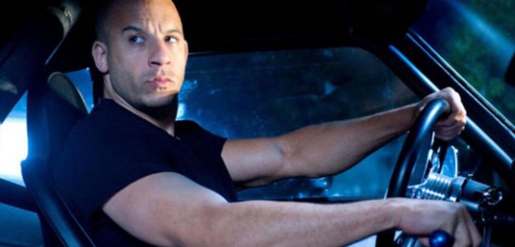 Vin Diesel gibt Gas