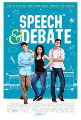 Speech & Debate - Poster
