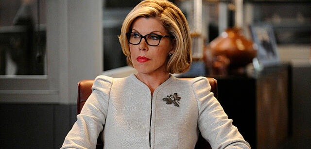 Christine Baranski in Good Wife