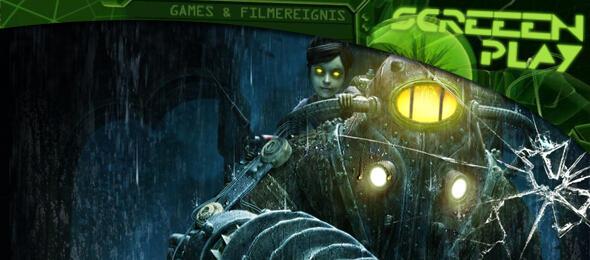 Untergegangen oder Treibholz: BioShock — Der Film