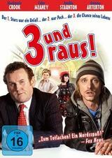 3 und raus! - Poster