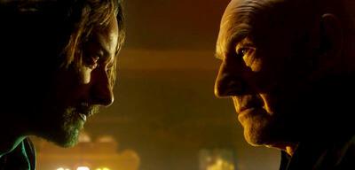 Charles Xavier (James McAvoy und Patrick Stewart)