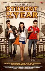 Student of the Year - Poster