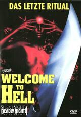 Welcome to Hell - Das letzte Ritual - Poster