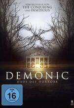 Demonic - Haus des Horrors Poster
