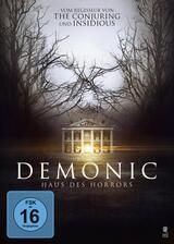 Demonic - Haus des Horrors - Poster