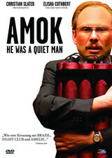 Amok - He Was a Quiet Man - Poster