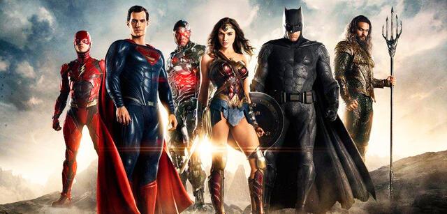 Die alte Justice League
