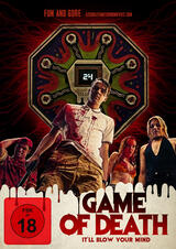 Game of Death - It'll blow your mind - Poster