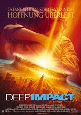 Deep Impact - Poster
