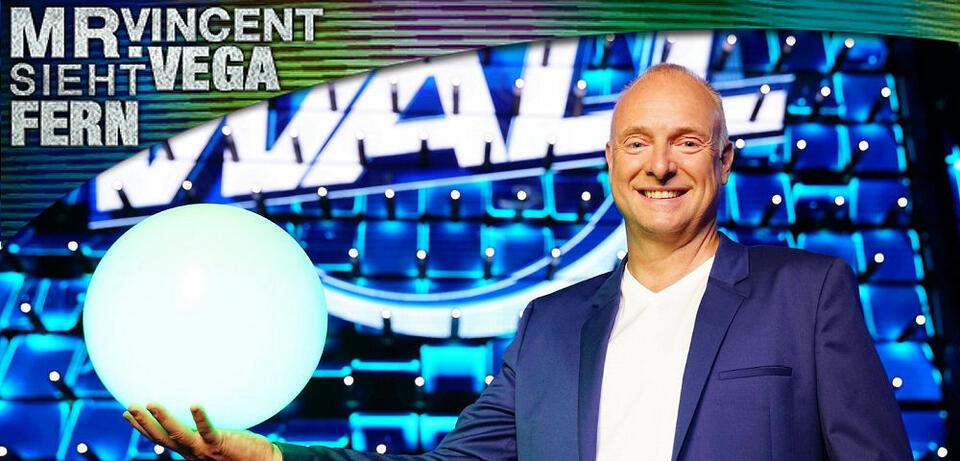 The Wall und Moderator Frank Buschmann