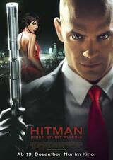 Hitman - Jeder stirbt alleine - Poster