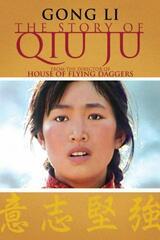 Die Geschichte der Qiu Ju - Poster