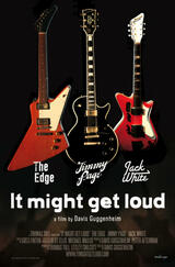 It Might Get Loud - Poster