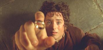 Bild zu:  Elijah Wood in Her der Ringe