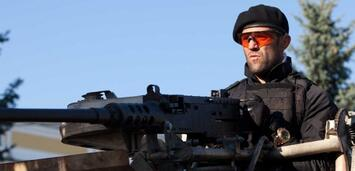 Bild zu:  Jason Statham in The Expendables