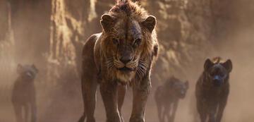 König der Löwe-Remake: Scar
