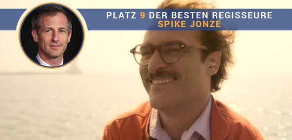 Beste Regisseure aller Zeiten - Platz 9: Spike Jonze