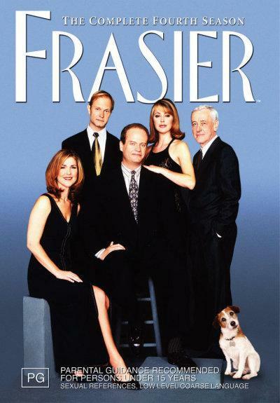 Frasier - Staffel 4