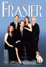 Frasier - Staffel 4 - Poster