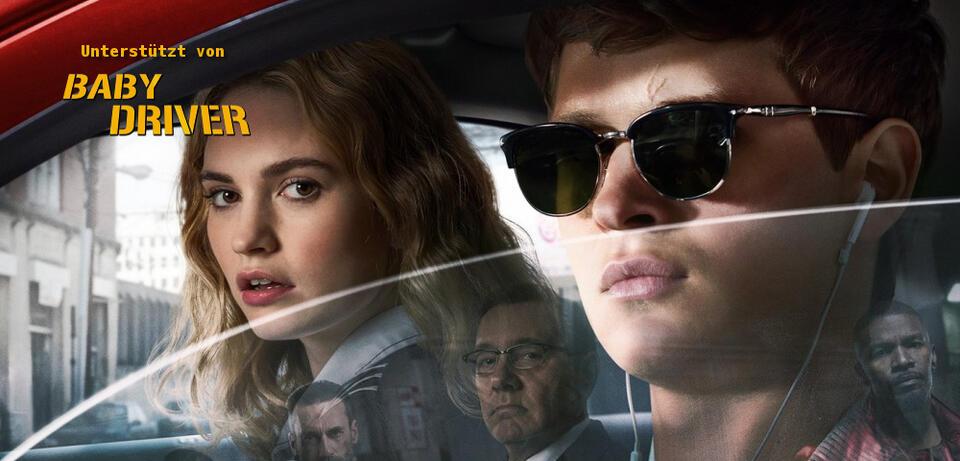 Baby Driver Im Kino Teste Dich Welcher Driver Typ Bist Du