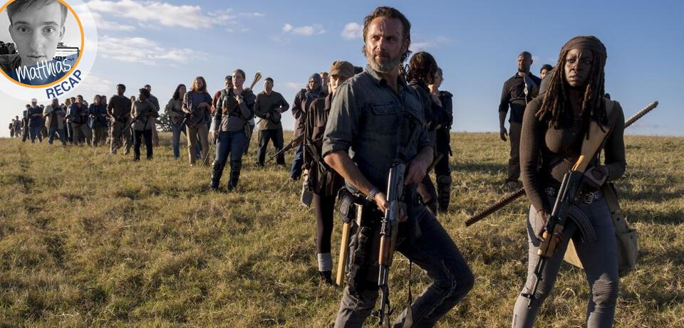 The Walking Dead - Staffel 8, Folge 16:Wrath