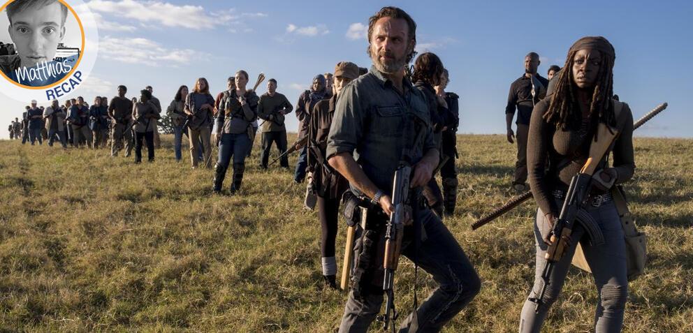 Walking Dead Staffel 8 Folge 16