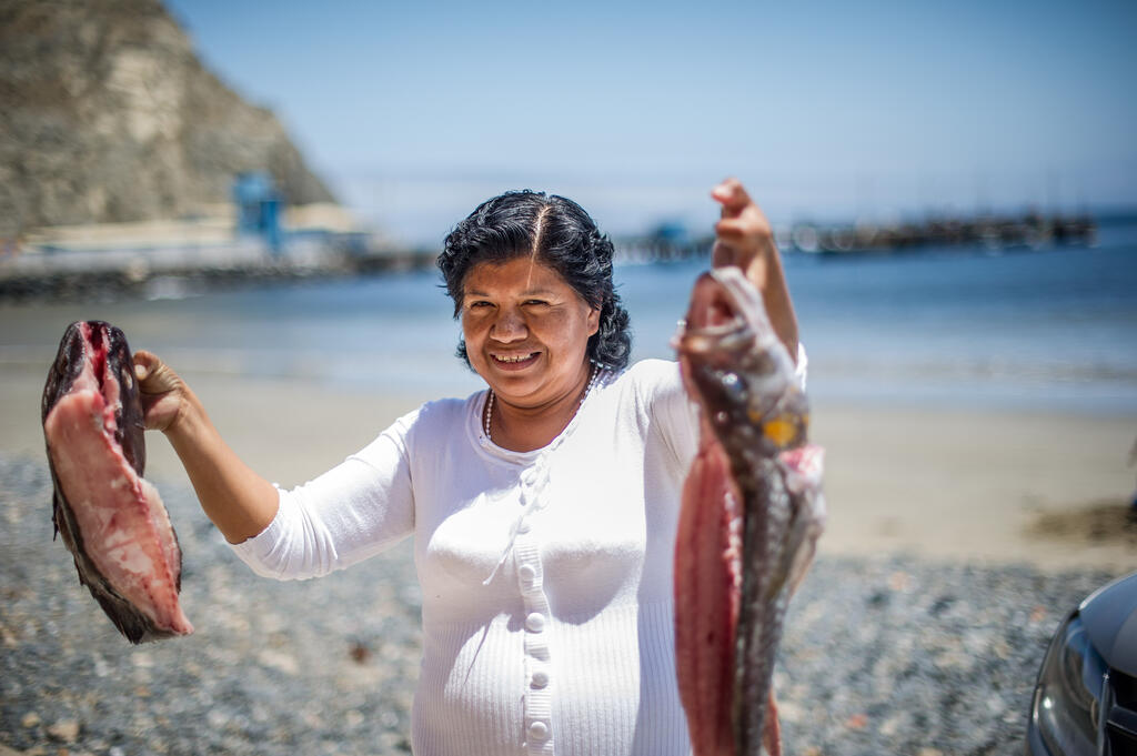 Ceviche, mein Lieblingsgericht aus Peru