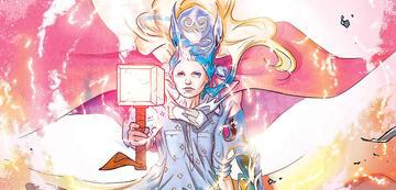 Jane wird zu Thor
