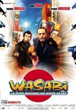 Wasabi - Ein Bulle in Japan Poster