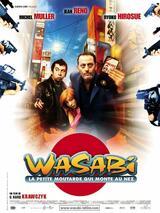 Wasabi - Ein Bulle in Japan - Poster