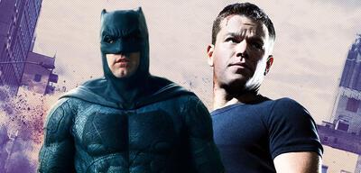 Batman und Bourne