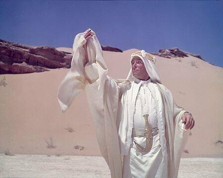 Lawrence von Arabien mit Peter O'Toole