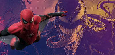 Spider-Man und Venom