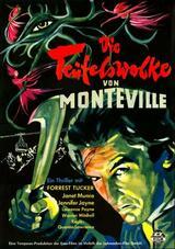 Die Teufelswolke von Monteville - Poster