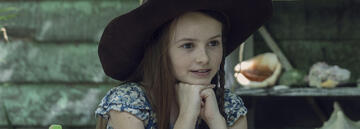 Cailey Fleming in The Walking Dead