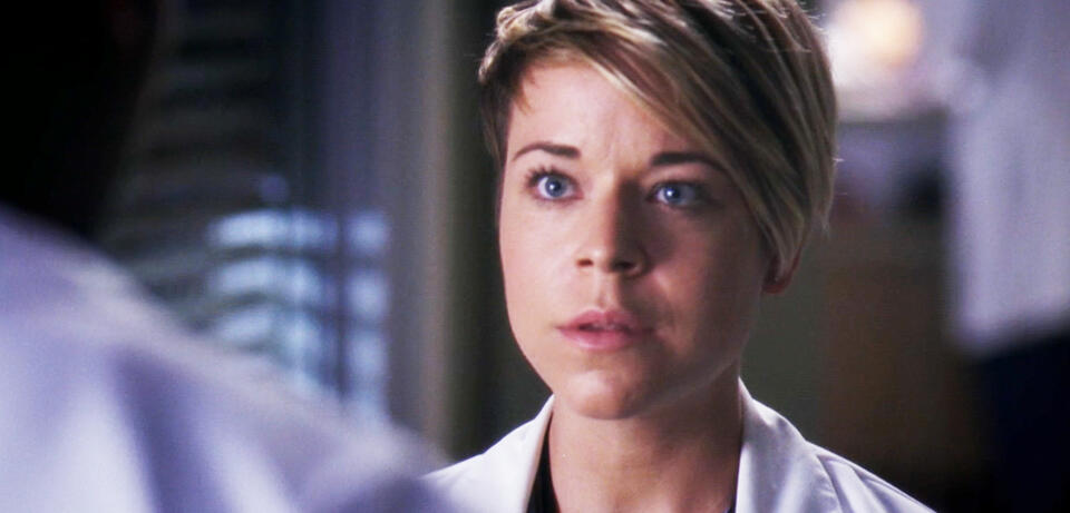Greys Anatomy Tode Tina Majorino Als Heather Brooks