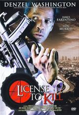 License to Kill - Poster