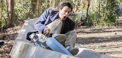 Johnny Knoxville in Action Point