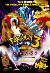 Pokémon 3: Im Bann des Unbekannten - Poster