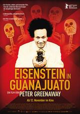 Eisenstein in Guanajuato - Poster