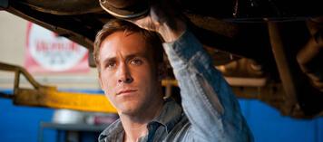 Ryan Gosling als Stuntman in Drive