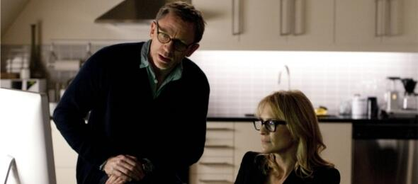 Ist Daniel Craig in der Fortsetzung von Verblendung noch dabei?
